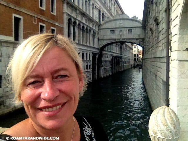 At the Bridge of Sighs