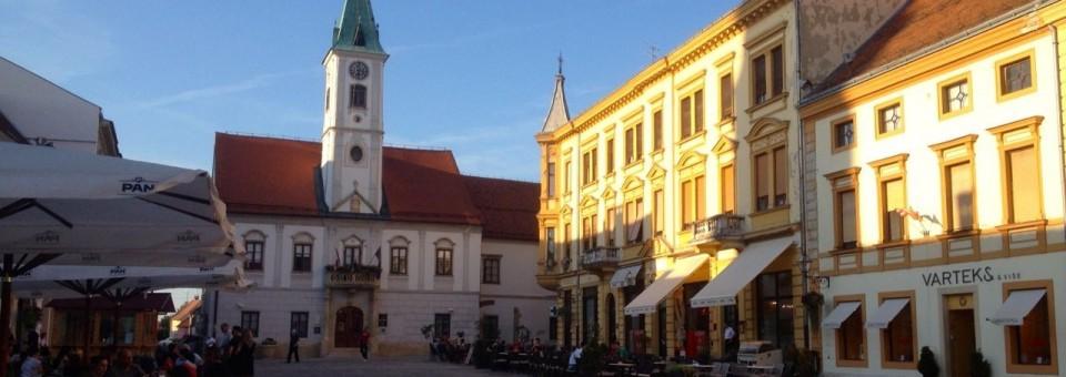 European Peace Walk: Day 14: Lenti, Hungary to Varazdin, Croatia