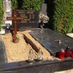 Varazdin Cemetery, Croatia