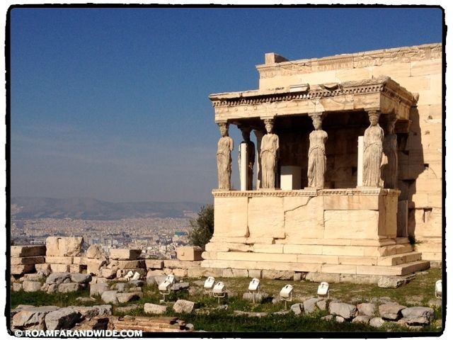 The Old Temple of Athena