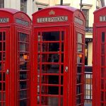 Iconic phone booths