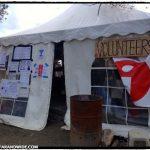 Volunteer Tent Epicenter