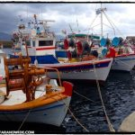 Fishing boats - Molivos, Greece