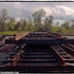 At the trainyard