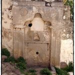 Old Turkish fountain