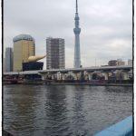 Tokyo Sky Tree in distance