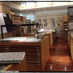 Inside Ozu Washi store