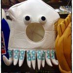 Squid mask