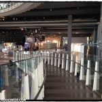 Inside Miraikan Museum