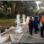 Ice Carvings