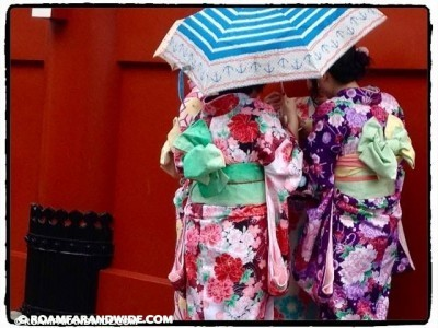 Coming of Age Day in Tokyo