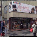 Monchichi store