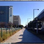Walking to Miraikan