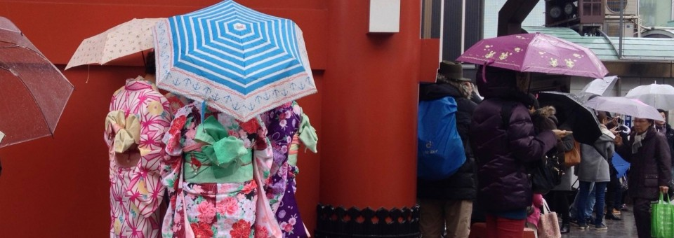 Sensoji Temple, Coming of Age Day, and my Small Fortune: Tokyo, Japan