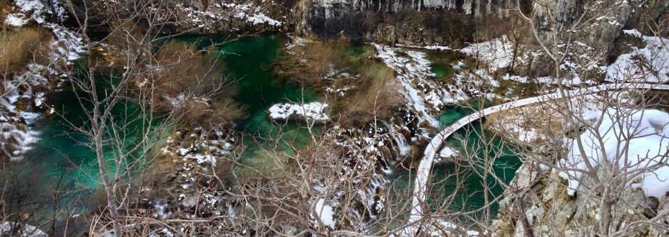 Plitvice Lakes National Park and February Don't Go Together: Croatia