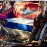Peace & Liberty Rickshaw