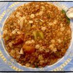 Laura's lentil soup