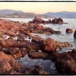 Molyvos coast