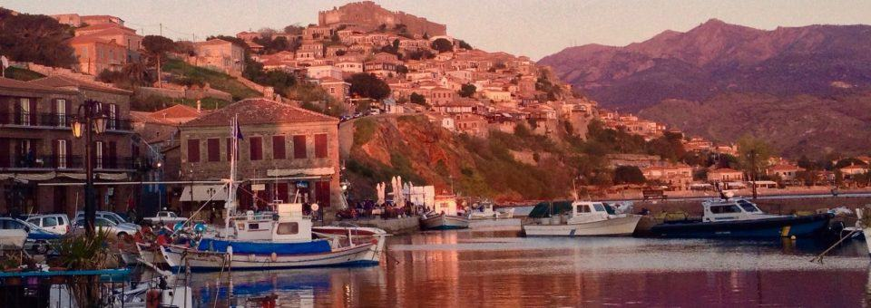 A Sweet and Simple Life in Molyvos:  Lesvos Island, Greece