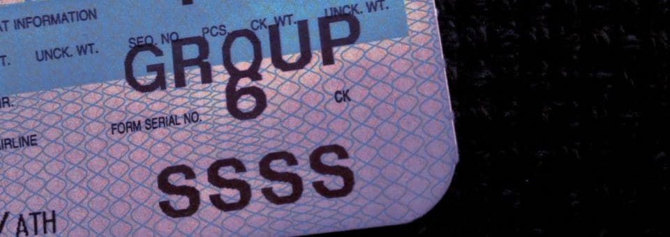 """SSSS"" on Your Boarding Pass: A Traveler's Dread"